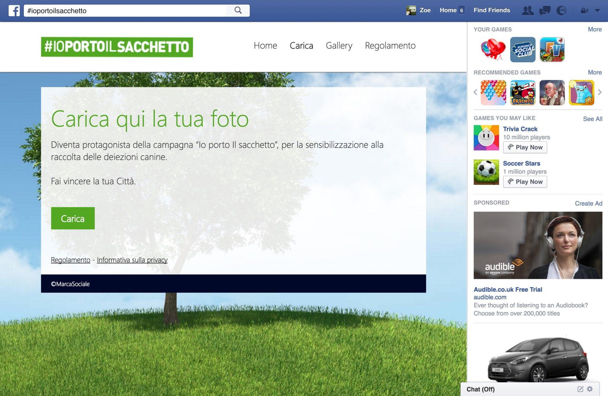 -ioportoilsacchetto on Facebook5