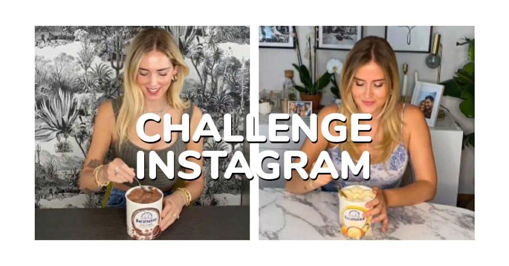 Challenge Instagram