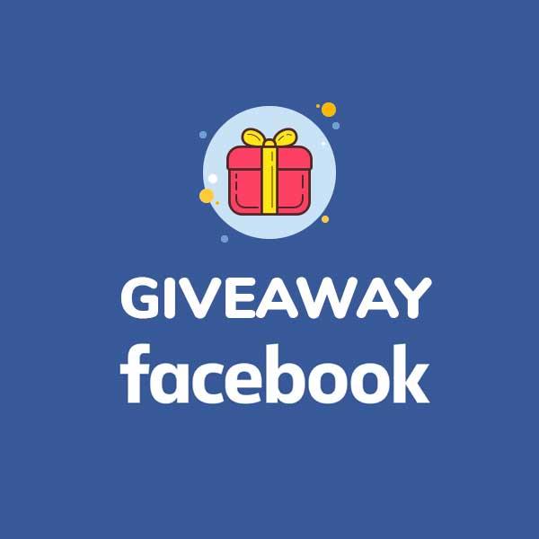 giveaway facebook