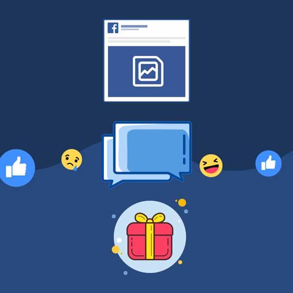 giveaway facebook in sintesi